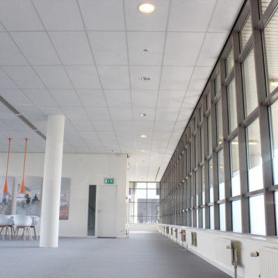 Systeemwanden kantoor