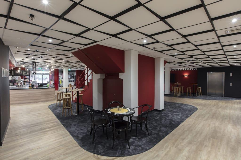 3D systeemplafond Zeist - Systeemplafonds.nl