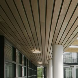 Derako linear plafond