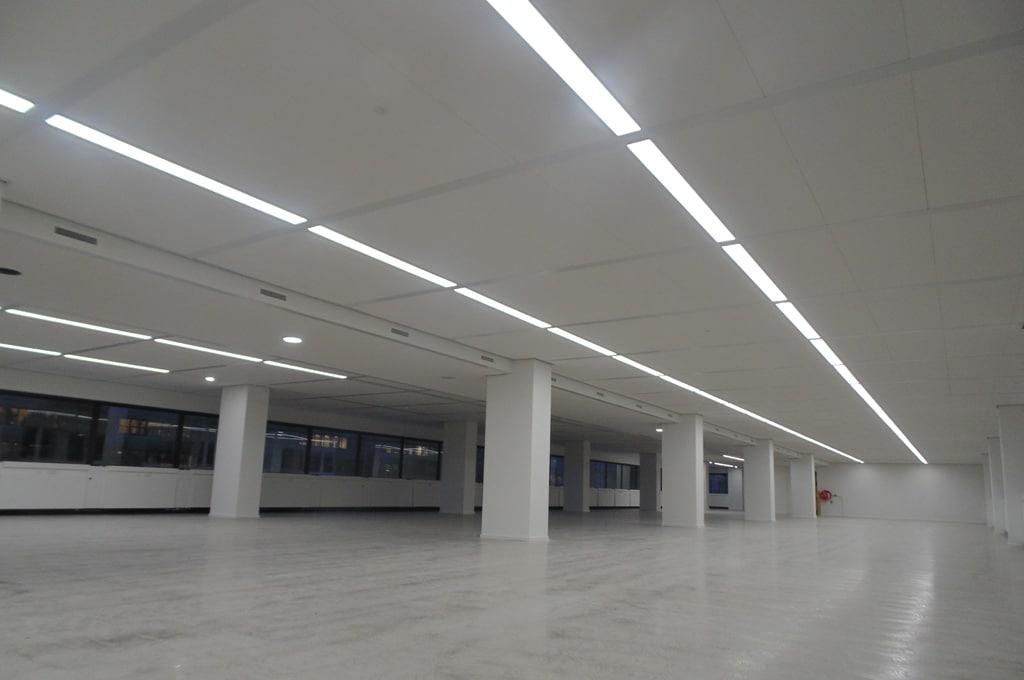 Verlichting: winkelverlichting, horecaverlichting LED Panelen
