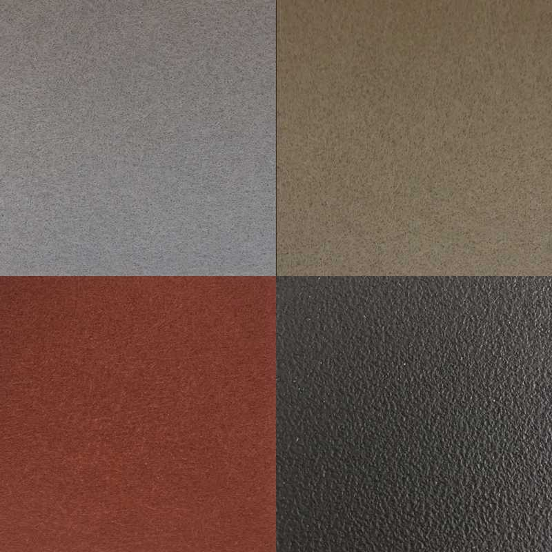 systeemplafond kantoren - kleuren