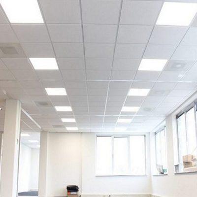 slechte kantoorverlichting - voldoende licht
